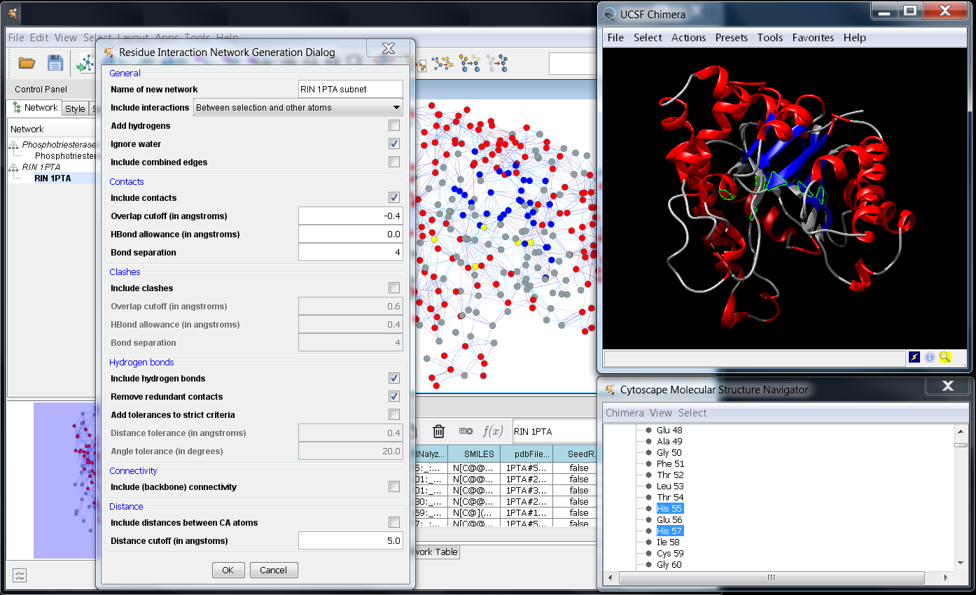 Cytoscape App Store - structureViz2